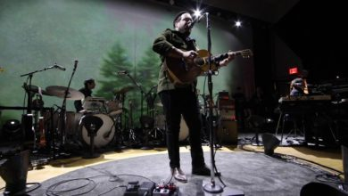 Photo of Nathaniel Rateliff: Live From Town Hall NYC (3.12.20)