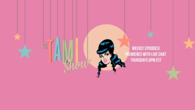 "Photo of Tami Neilson ""The Tami Show, episode 1"""